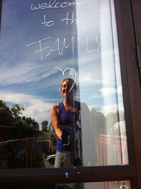 hostel family