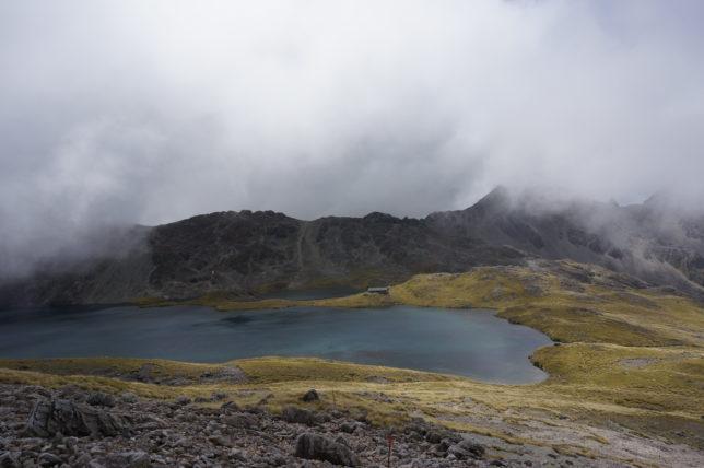 Haze Angelus Lake