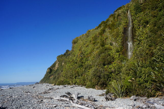 waterfall at galway walk