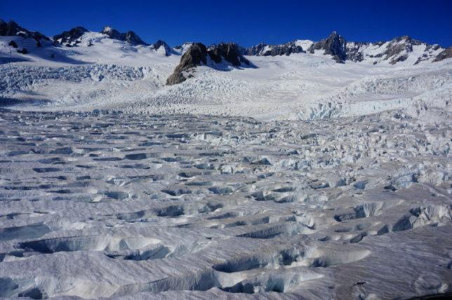 ice Fox Glacier