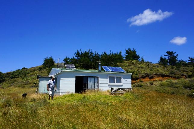 Kiwi holiday home.