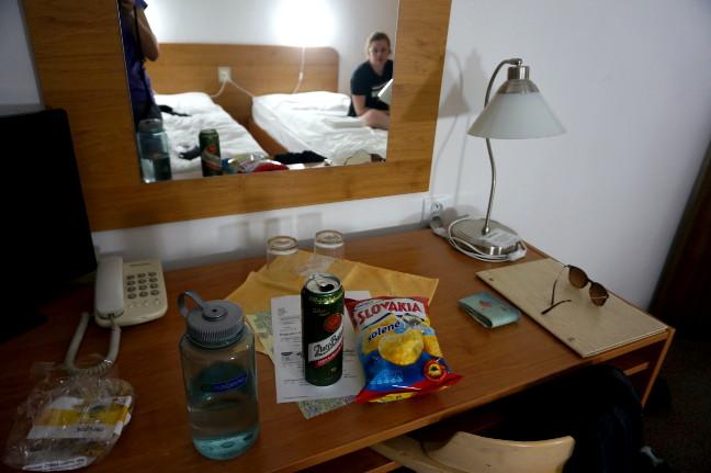 hotel room Poprad
