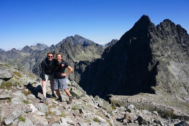 Slovakian High Tatras