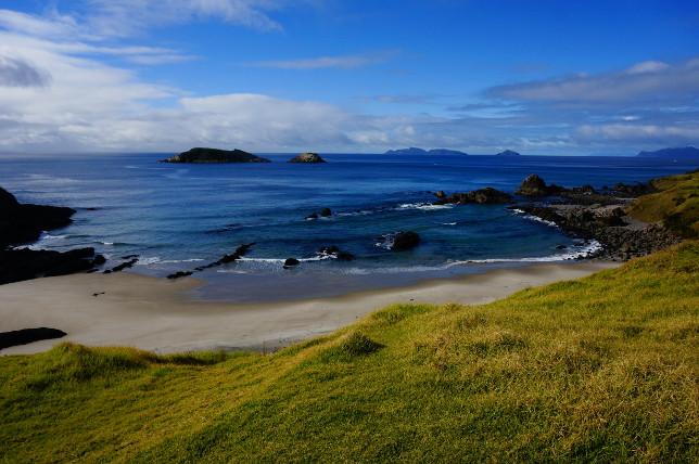 Whangerei Heads beach ocean